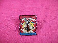 Red & White Poker Run 1996 Richmond Harley Lapel Hat Tie Pin