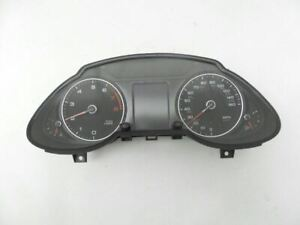 Speedometer VIN Fp 7th And 8th Digit Cluster MPH Fits 13-17 AUDI Q5 543325