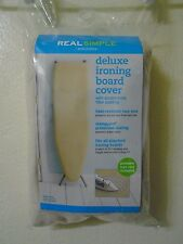 "Real Simple Deluxe Extra-Thick 1/2"" Ironing Board Cover & Pad 15W� x 54L�"