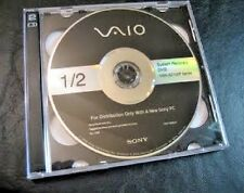 Sony VAIO System Recovery Discs VGC-RA820G / VGC-RA840G Desktop RA-820G Restore