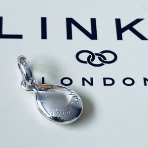 LINKS OF LONDON Sterling Silver 2013 Royal Baby Prince George Sweetie Charm NEW