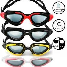 Swimming Goggles Anti Fog Uv Protection Waterproof Swim Glasses Adult Eyepiece