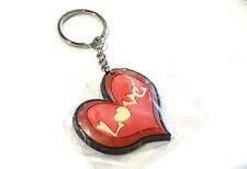 Objet de collection porte-clés Funky Land coeur love  no 28 ( P 1 ) Key ring