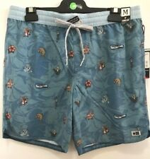 73c0c3c35bfa New SALTY CREW Dinghy Utility Shorts Size Medium Blue Board shorts code BB28