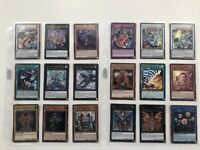 yugioh ghosts from the past (GFTP)  1st Edition Bundle 84 Cards Holo
