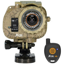 Xcel HD Hunting Edition Camera Wild Nature Outdoor HDMI Mounts Recorder Carbon