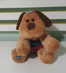 MATER MIRACLE MAX WEARING SUPERSTAR OUTFIT PLUSH/SOFT TOY 20CM TALL PINK SHIRT
