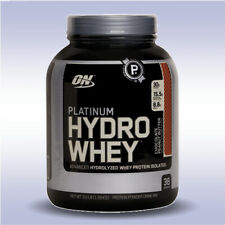 OPTIMUM NUTRITION PLATINUM HYDRO WHEY (3.5 LB) protein isolate gold standard on