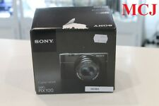 'New never Used' Sony DSC-RX100 Cyber Shot