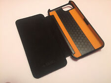 TECH 21 D30 impatto duro Snap on Flip Wallet per LIBRO COVER PER IPHONE 5 5 S se 5 C