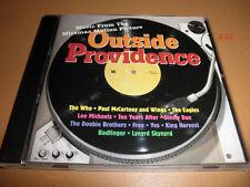 OUTSIDE PROVIDENCE soundtrack CD the WHO mccartney EAGLES steely dan BADFINGER