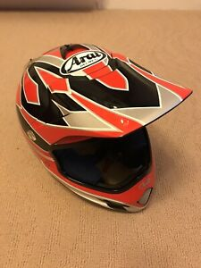 Arai Vx-pro Motocross Off Road Enduro Motorcycle Helmet M 57-58cm