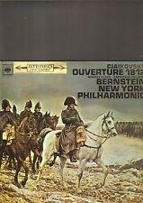 Leonard Bernstein, The New York Philharmonic Orchestra – 1812 Overture... LP