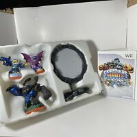 Nintendo Wii Skylanders Giants Bundle In Original Box