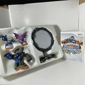 Nintendo Wii Skylanders Giants Bundle In Original Box