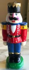 """Candle Vintage Christmas Toy Soldier 10"""" Unlit"""