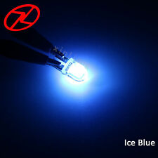 4PCS Ice Blue T10 194 168 W5W LED Light Bulb Replacement for cars Door Interior