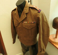 Royal Engineers Uniform in Collectable Wwii Military
