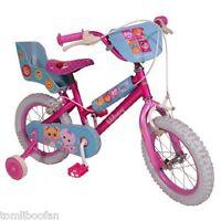 Childrens Lalaloopsy 14 Inch Bike - Girls'.