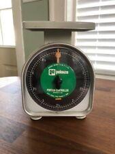 "Pelouze Yg180 5 lb. Mechanical ""Portion Controller"" Scale 1988"