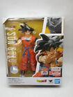 Dragon Ball Z: Son Goku [A Saiyan Raised on Earth] Bandai/S.H.Figuarts Worn Box
