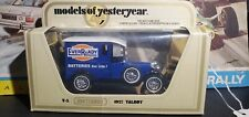 Matchbox Models of Yesteryear Y-5  1927 TALBOT EverReady (2)