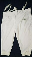 Fencing Pants, Stretchy, Ce 350N, Us sizes