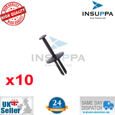 10X VAUXHALL/OPEL SIGNUM VECTRA ZAFIRA TIGRA BUMPER RIVET TRIM CLIPS 1400806