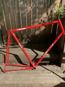 Vintage Serotta Frame Project Made In USA