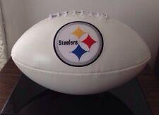 NFL Signature Series Full Size Rawlings Football Pittsburgh Steelers