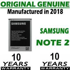 Orignal Samsung Galaxy Note 2 / Note II GT-N7100 EB595675LU Battery 3100 mAh
