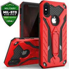 iPhone X / 8 / 8 Plus / 7 / 7 Plus Case Zizo Static Shockproof Kickstand
