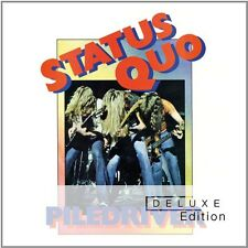 Status Quo - Piledriver [New CD] Deluxe Edition