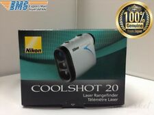 Nikon COOLSHOT 20 Portable Laser Rangefinder Golf LCS20 F/S From Japan NEW