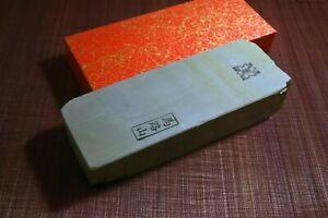 Japanese Natural Whetstone Shohonyama Umajiyama 30'Size *Chunk* 1647g from Kyoto