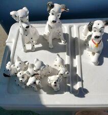 Disney 101 dalmations figurines