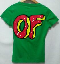 ODD Future Donut Just Do NUT Swag OFWGKTA Doughnut Men's T Shirt Size X-Small