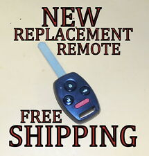 NEW 08 09 10 11 HONDA ACCORD PILOT REPLACEMENT KEYLESS REMOTE FOB KR55WK49308