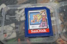 Nintendo Wii SD card - Homebrew - Retro - 64GB