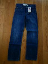 Levi's 514 Slim Fit Straight Leg Boys Jeans 14 NEW Dark Stone Wash
