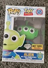 Funko Pop! Toy Story Alien (Diamond Collection) [Hot Topic Exclusive]