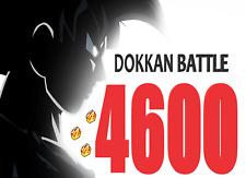DOKKAN BATTLE 4600+ STONES - ANDROID