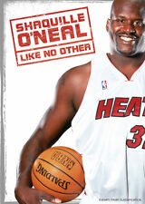 NBA: SHAQ Shaquille O'Neal - Like No Other NEW DVD * basketball lakers heat