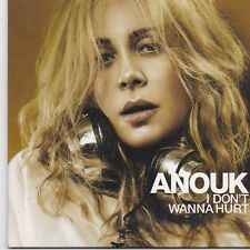 Anouk-I Dont Wanna Hurt cd maxi single 3 tracks cardsleeve
