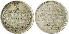 EGITTO , EXPEDITION AUX ORIGINI DEL NILO DA MIANI 1859 , 100 MILITARE