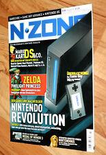 2005 Nintendo N-Zone Magazin Zelda Twilight Princess Metroid Prime Hunters Mario