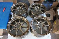 """For Honda ctr itr ek9 ef8 ef9 sb3 eg6 dc2 JDM 15"""" CE28 Style wheels rims"""