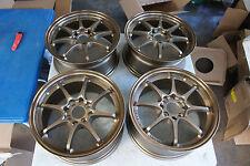 "JDM 15"" CE28 Style wheels rims Honda ctr itr ek9 ef8 ef9 sb3 eg6 MUGEN rays dc2"