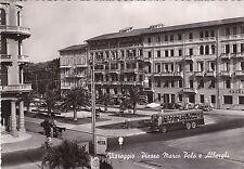 VIAREGGIO - Piazza Marco Polo e Alberghi 1953