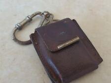 Tehillim Tehilim Psalms Book Leather case  Key Ring Keychain  judaica